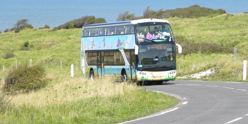 Impériale Divin bus
