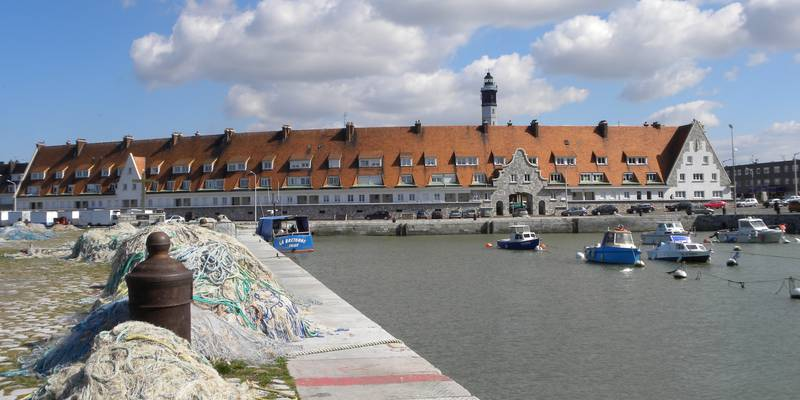 Calais Paradise Basin