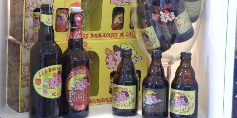 Bourgeoises de Calais beers