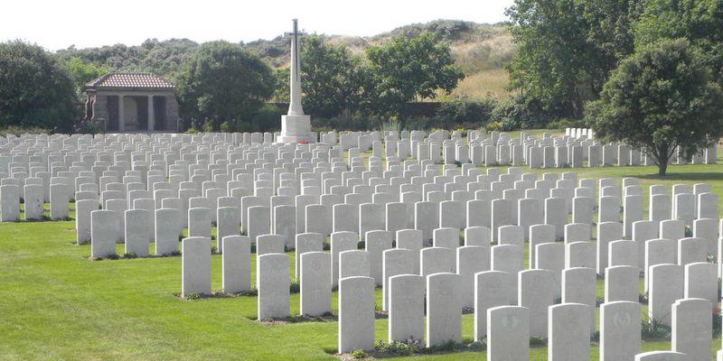 Cemetery Commonwealth WW1