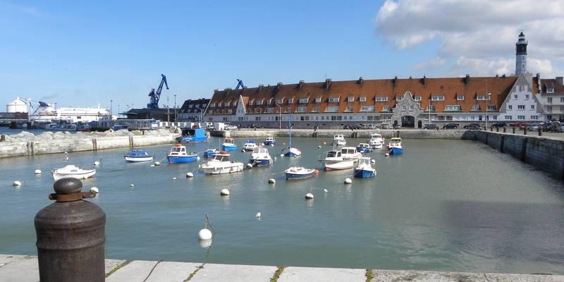 Le Courgain Maritime Calais