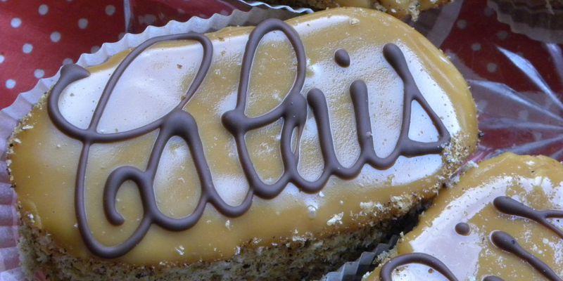 Calais pastry