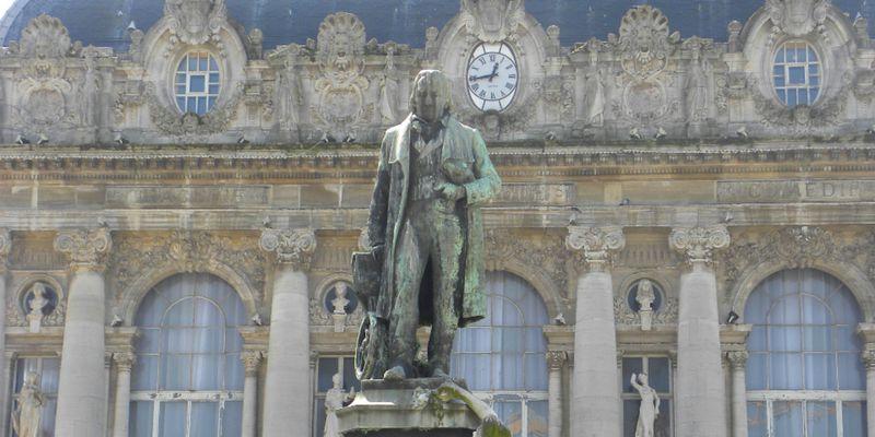 Statue of Joseph-Marie Jacquard