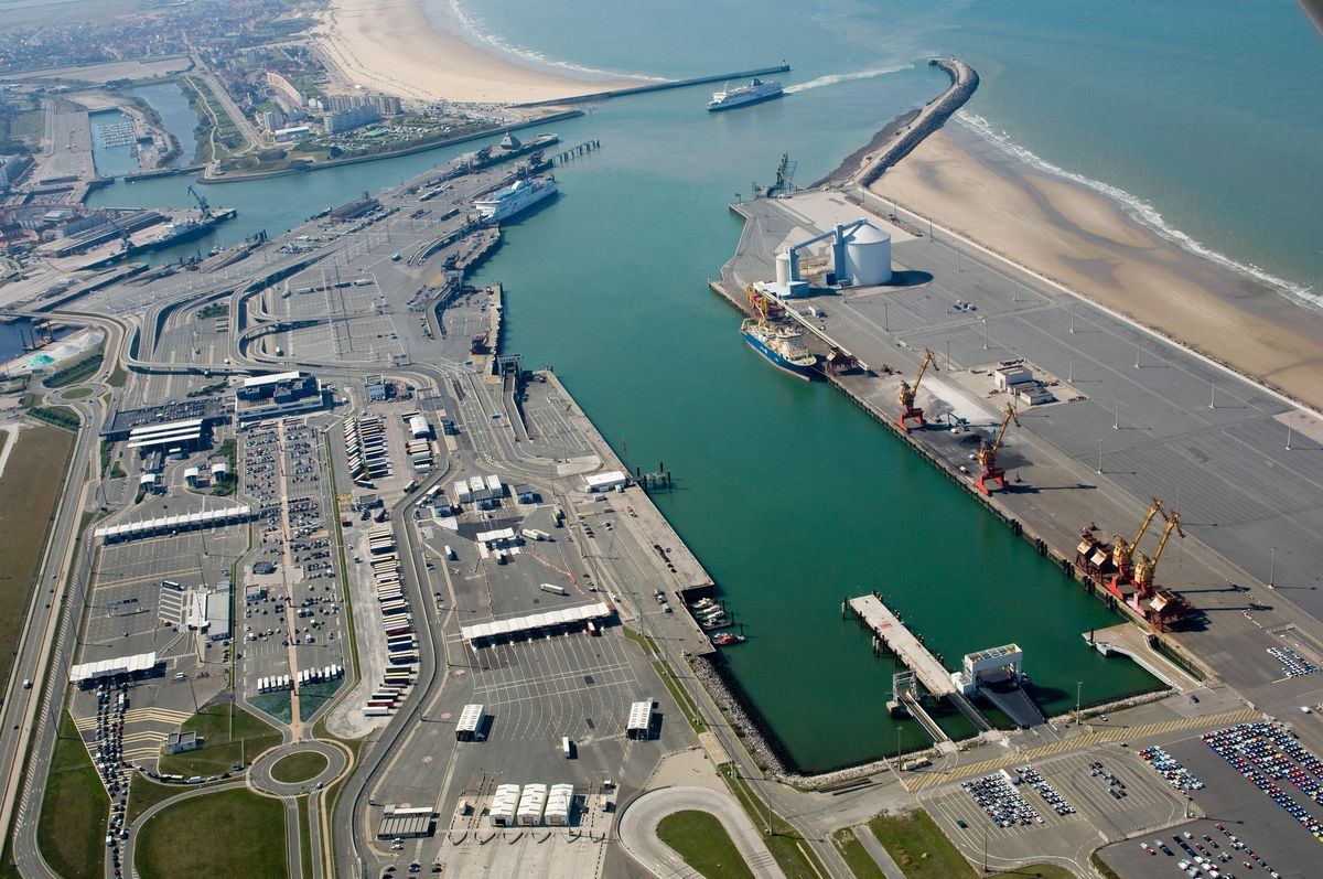 Dover Eastern Docks Car Parking