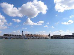 Le Courgain Maritime à Calais