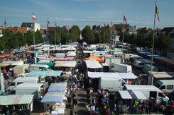 Le marché de Calais