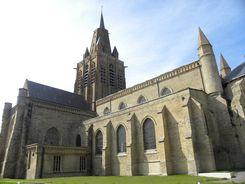 L'Eglise Notre Dame de Calais