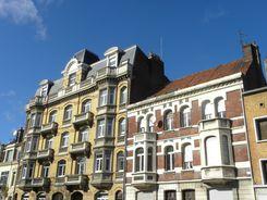 Les façades de Calais