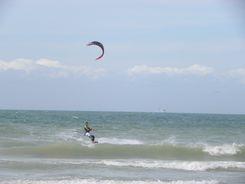 Le Kite Surf à Sangatte