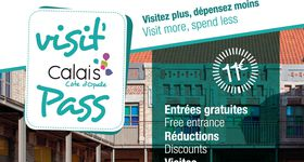 Visit pass Calais Côte d'Opale