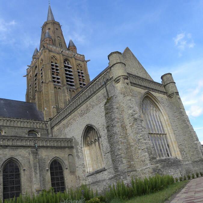 Crédit photo Office de Tourisme Calais Côte d'Opale