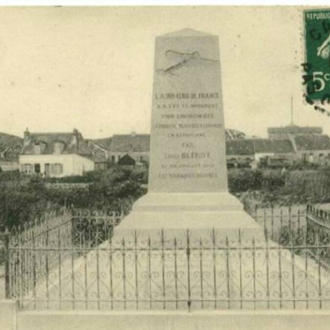 Monument Louis Blériot